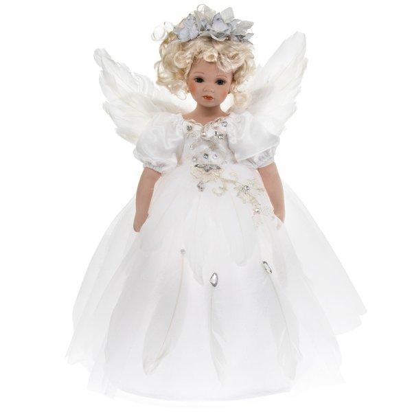 "ANGEL WHITE 18"""