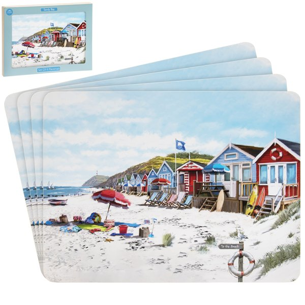 SANDY BAY PLACEMATS S4
