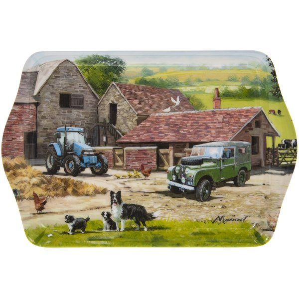 FARMYARD TRAY SMALL