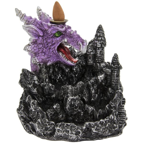 INCENSE BURNER DRAGON
