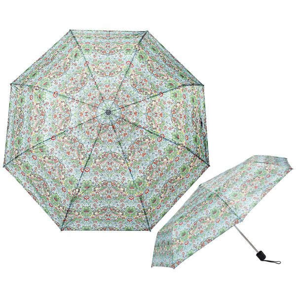 FOLDING UMBRELLA S/THIEF TEAL