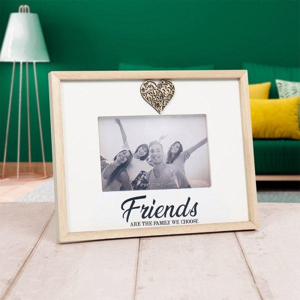 SENTIMENTS FRAME FRIENDS 4X6