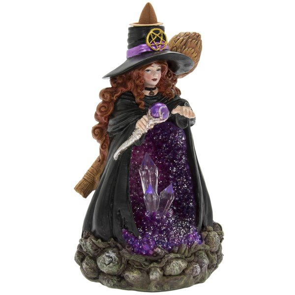 INCENSE BURNER WITCH LED