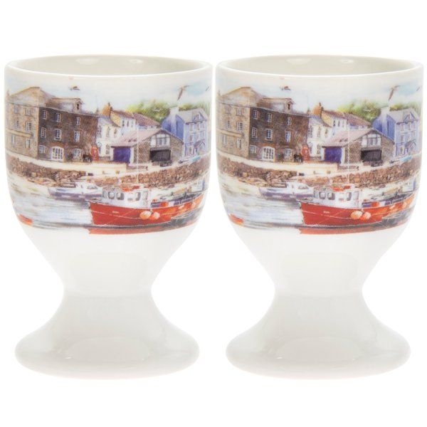 OLD HARBOUR EGG CUPS