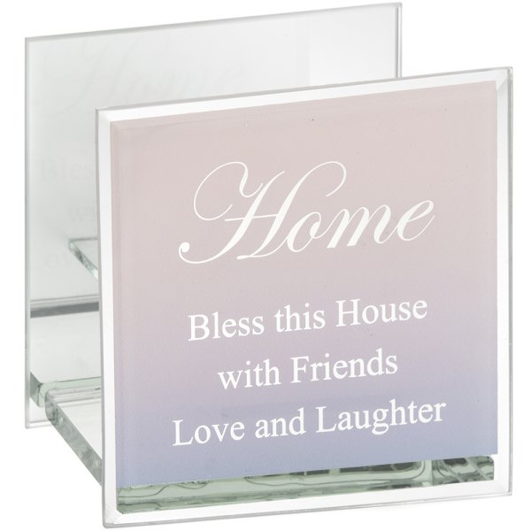 SENTIMENTS TEA LIGHT HOME