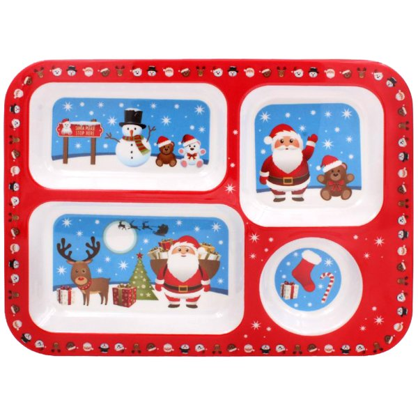 CHRISTMAS LITTLE STARS TRAY
