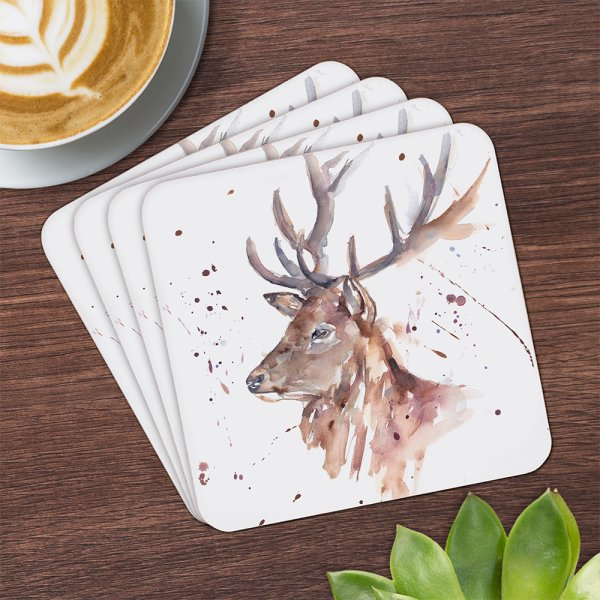 STAG COASTERS S4