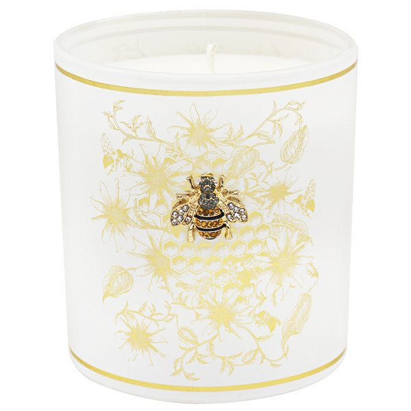 HONEYCOMB BEES CANDLE