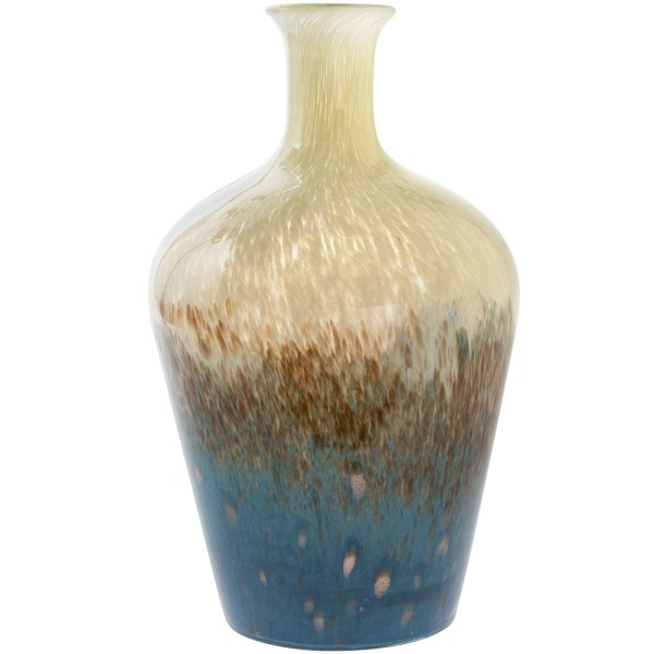 VINCENZA GLASS VASE