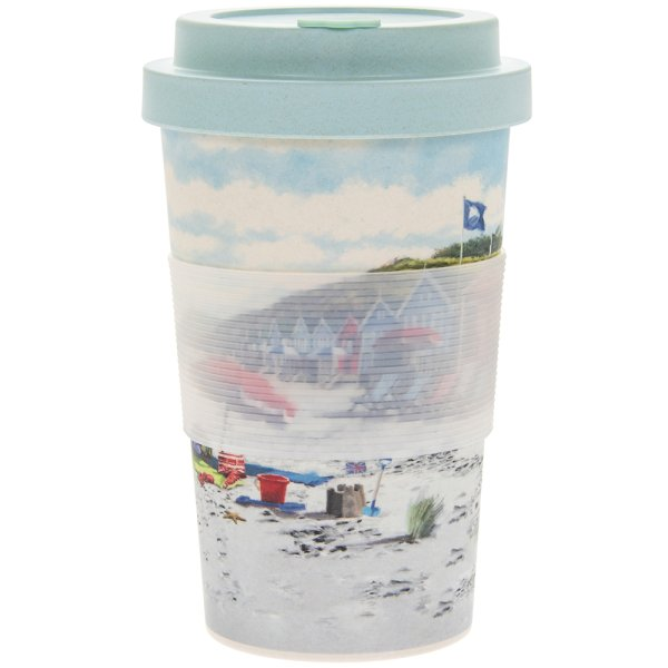 SANDY BAY BAMBOO TRAVEL MUG