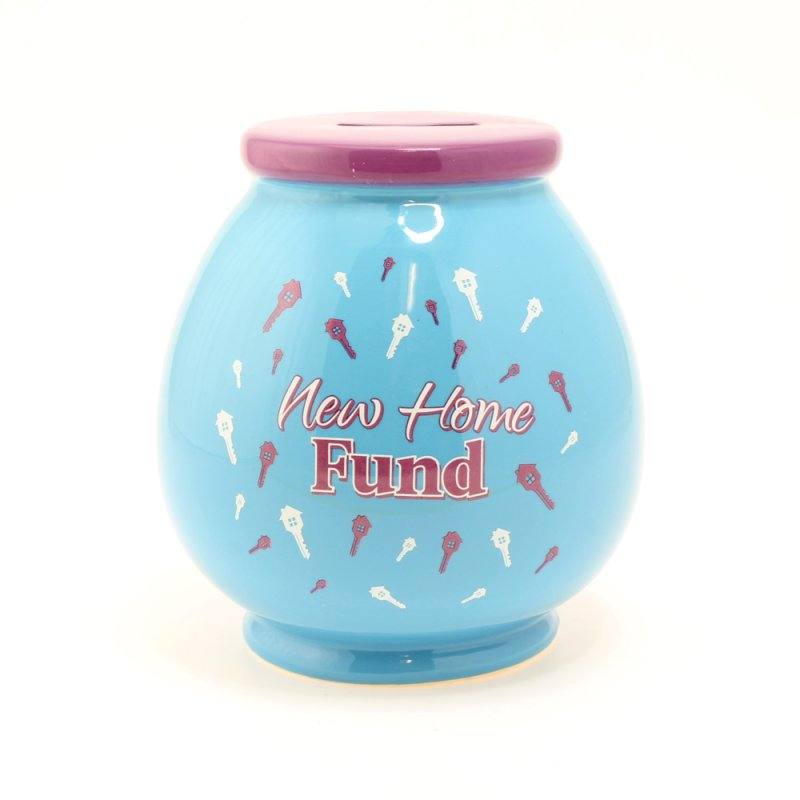 NEW HOME FUND MONEY POT
