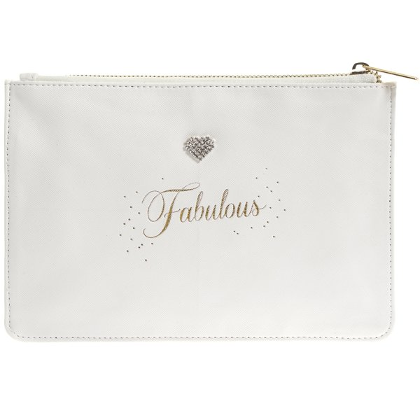 MAD DOTS FABULOUS CLUTCH BAG