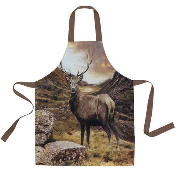 STAG APRON (93511)