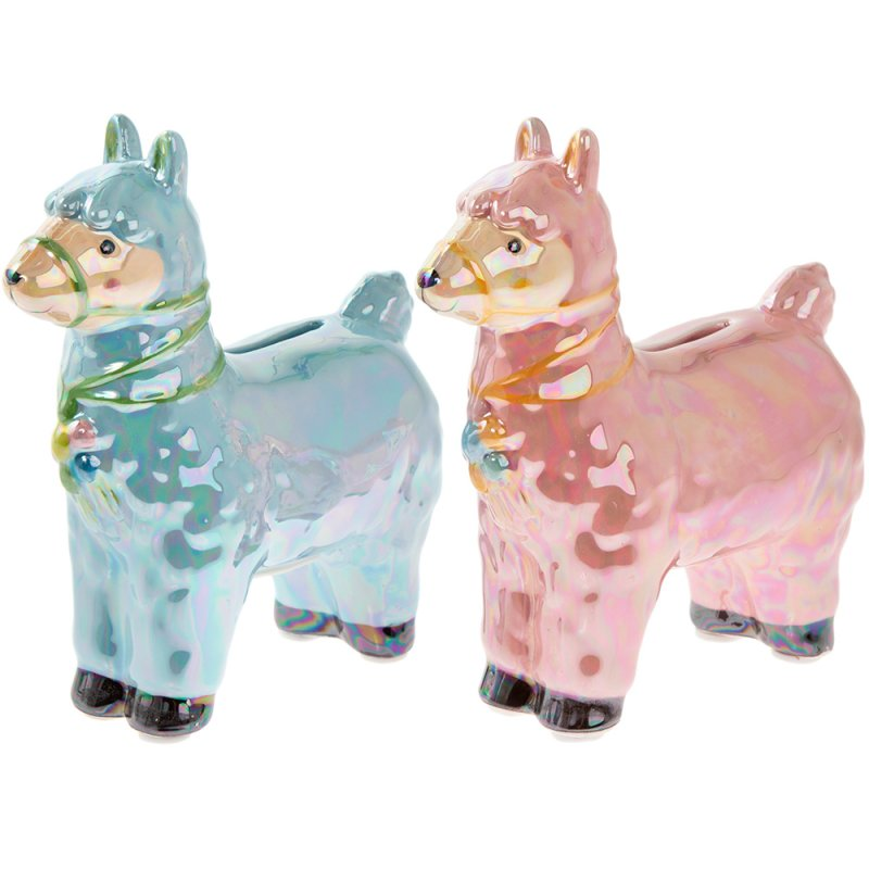 LLAMA MONEY BOX 2 ASST
