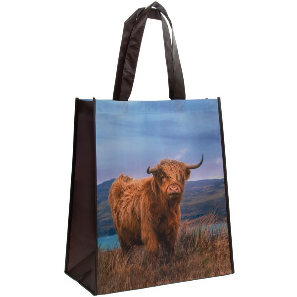 HIGHLAND COW SHOPPER