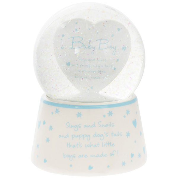 BABY BOY MUSICAL WATERBALL