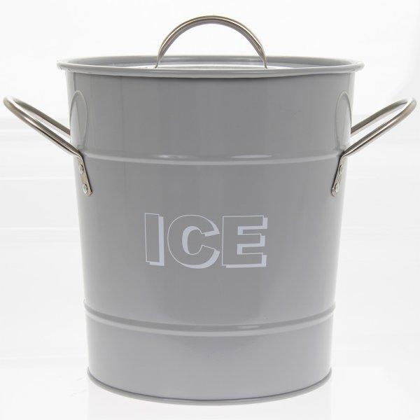 HSH GREY ICE BUCKET