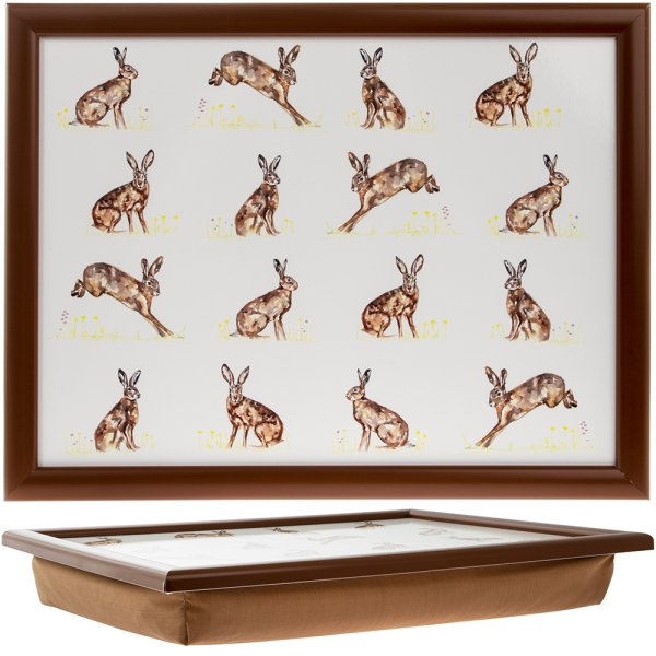 HARES LAPTRAY