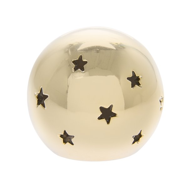 GOLD STAR LED BALL S