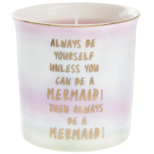 MERMAID SCENTED CANDLE