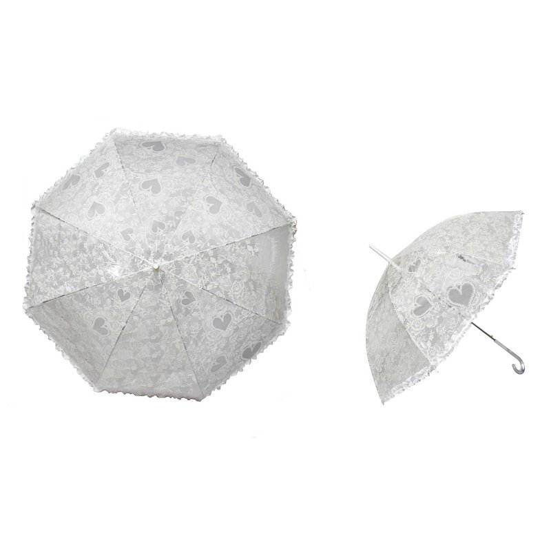 PARASOL UMBRELLA WHITE