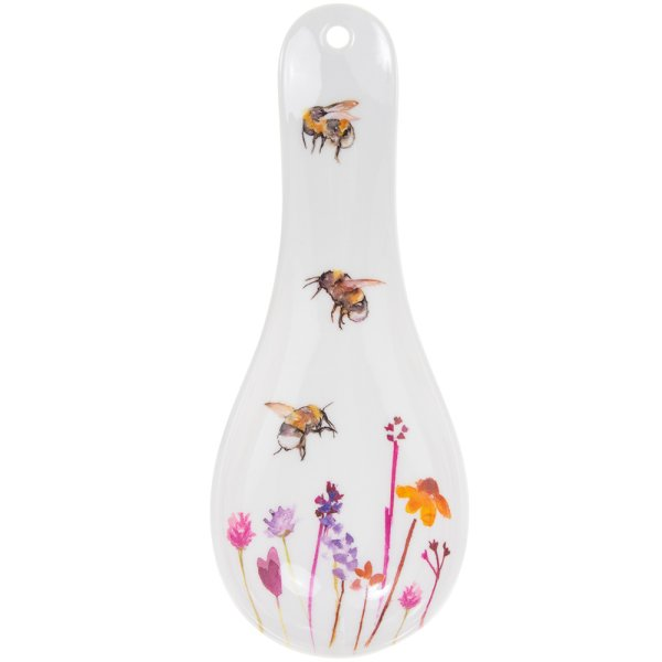 BUSY BEES SPOON REST