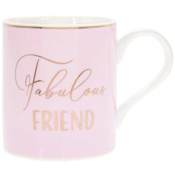 LET'S PARTY FAB FRIEND MUG