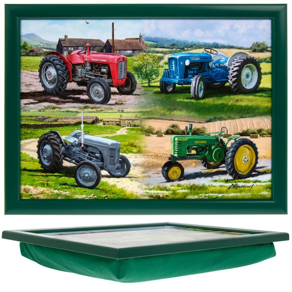 TRACTORS LAPTRAY