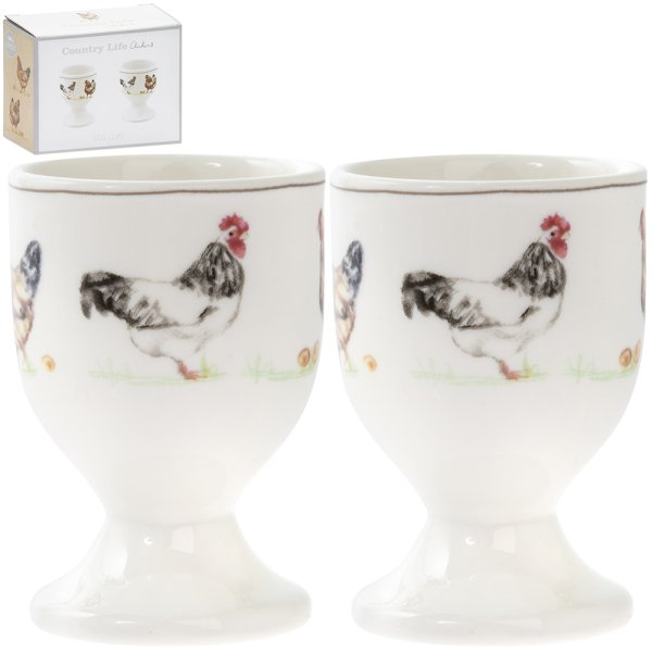 CHICKENS EGG CUPS