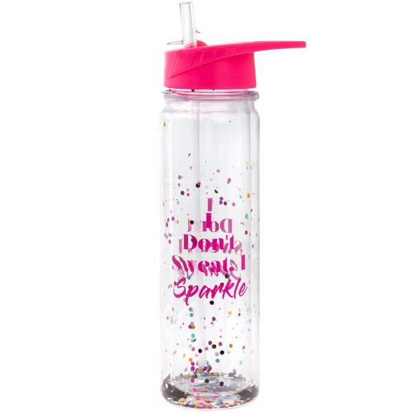 GLITTER DON'T SWEAT WATER BTL