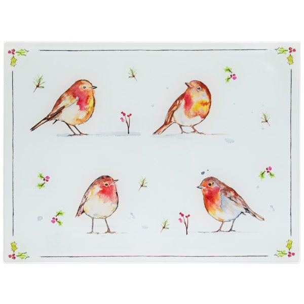 WINTER ROBINS GLSSCUTTING BD L