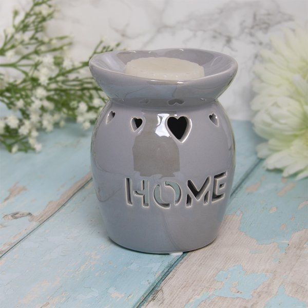 WAX/OIL WARM HOME GREY LUSTRE