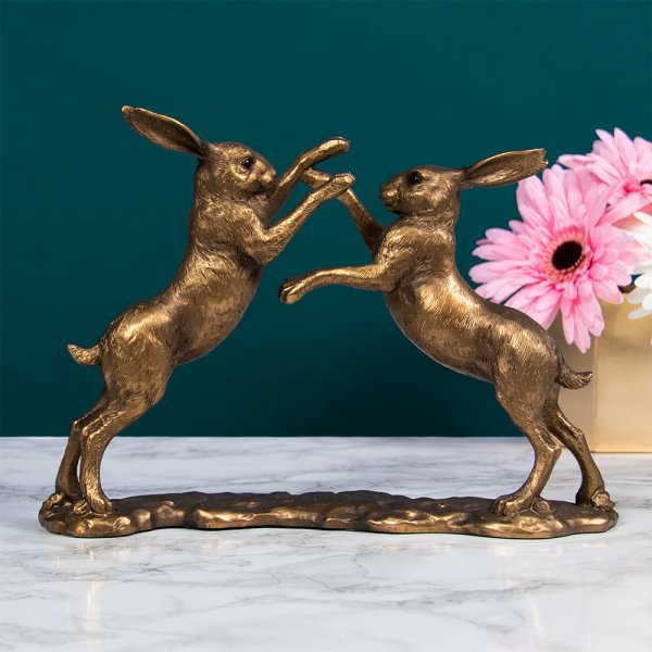 REFLECTIONS BRONZED HARES