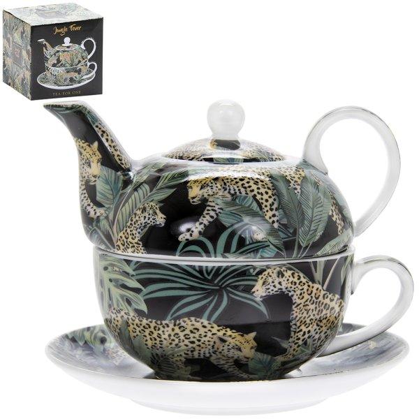 JUNGLE FEVER TEA FOR ONE
