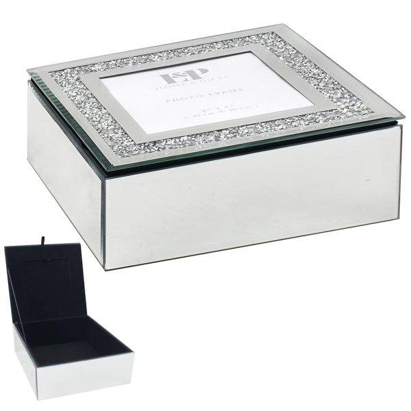 CRYSTAL PHOTO BOX