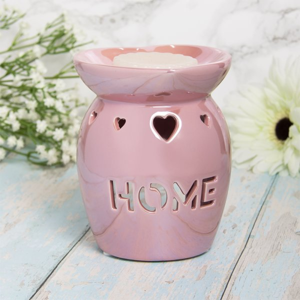 WAX/OIL WARM HOME PINK LUSTRE