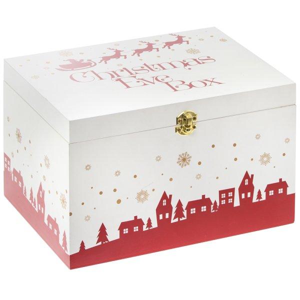 XMAS EVE BOX RED DEER