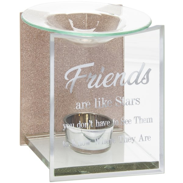 SENTIMENTS OIL BURNER  FRIENDS