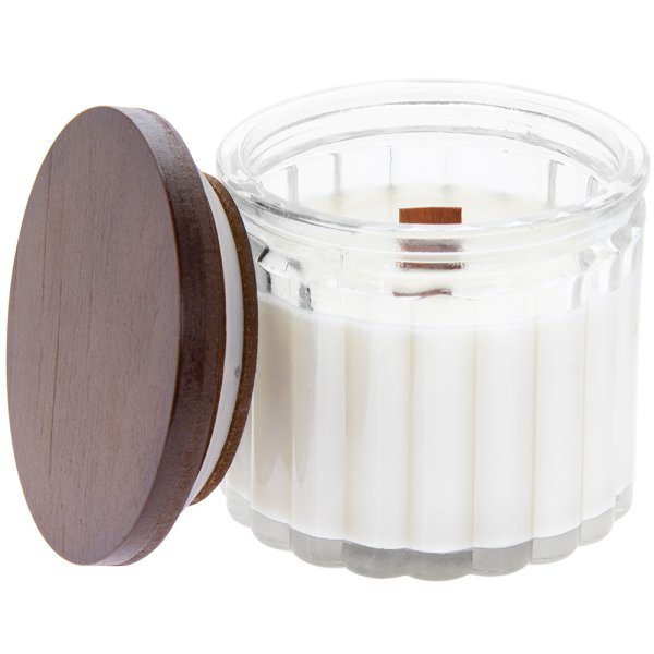 WOODEN WICK CANDLE VANILLA S