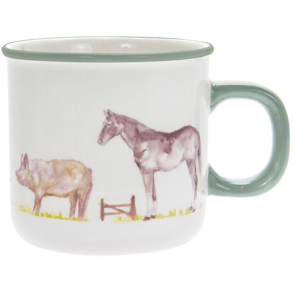 COUNTRY LIFE FARM MUG