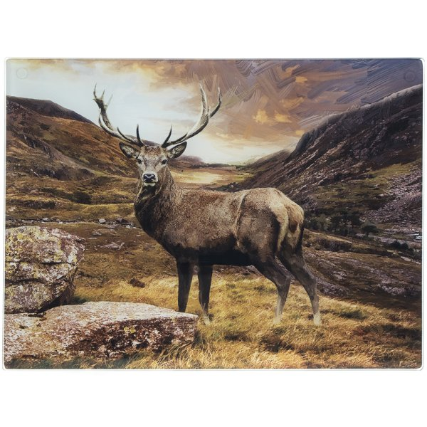 STAG LARGE CUTTING BOARD