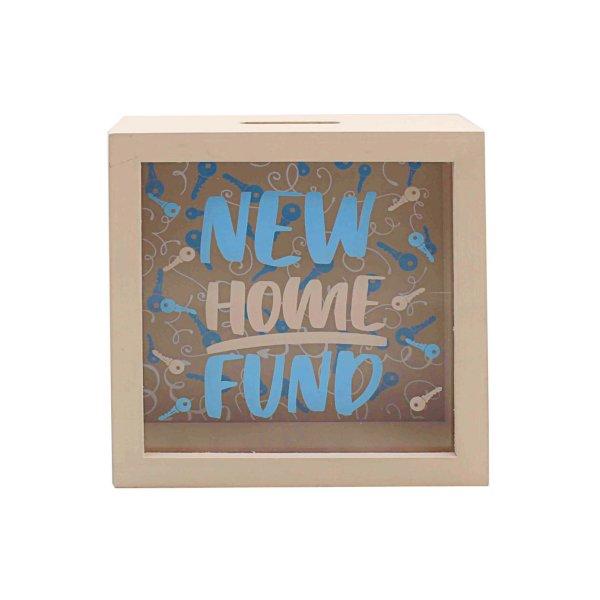 NEW HOME MONEY BOX