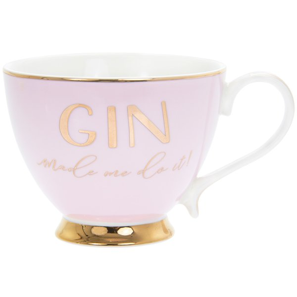 LET'S PARTY GIN MUG