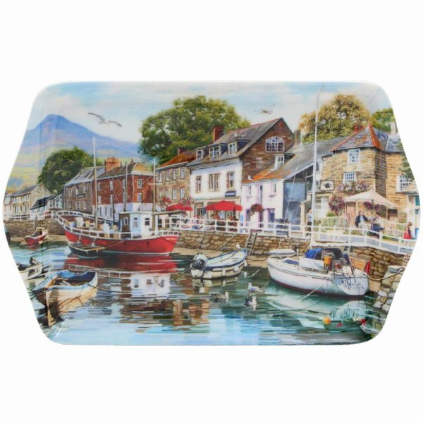 OLD HARBOUR TRAY SML