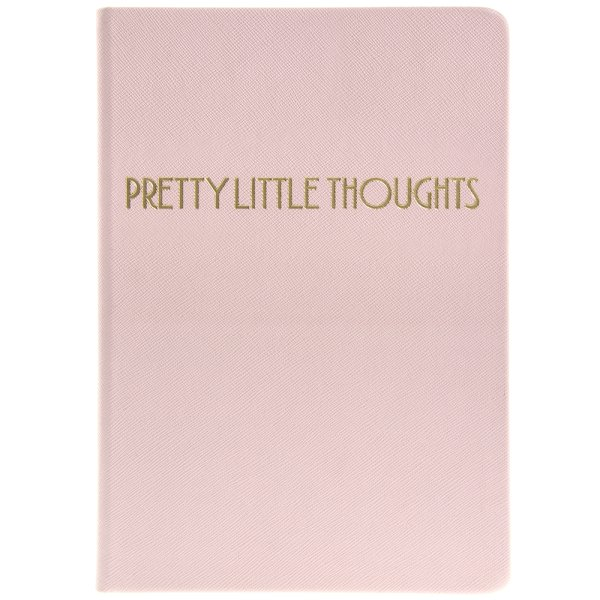 SHINE BRIGHT PINK NOTEBOOK A5