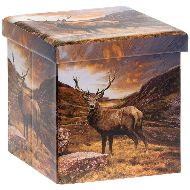 STAG FOLDING BOX