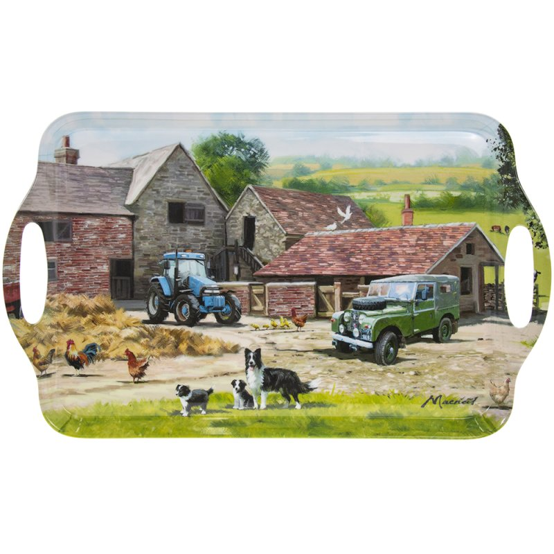 FARMYARD TRAY LARGE