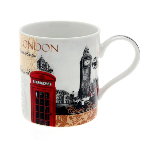 NEW LONDON OXFORD MUG