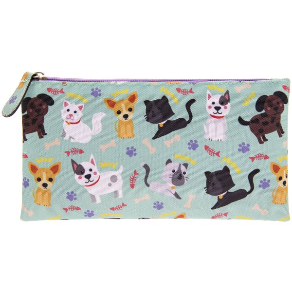 CATS & DOGS PENCIL CASE