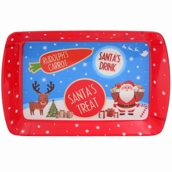 CHRISTMAS LITTLE STARS TRAY S